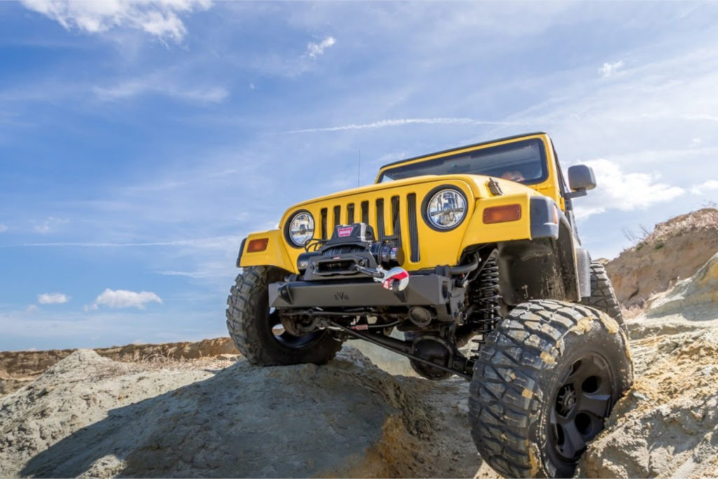 Choosing The Right Winch For Your 4×4