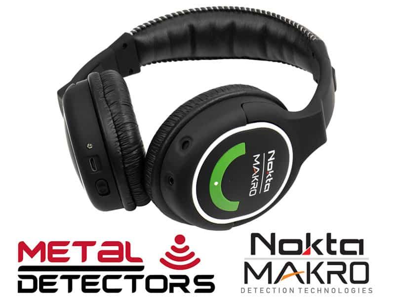 Nokta Makro Simplex+ Wireless Headphone Compatibility